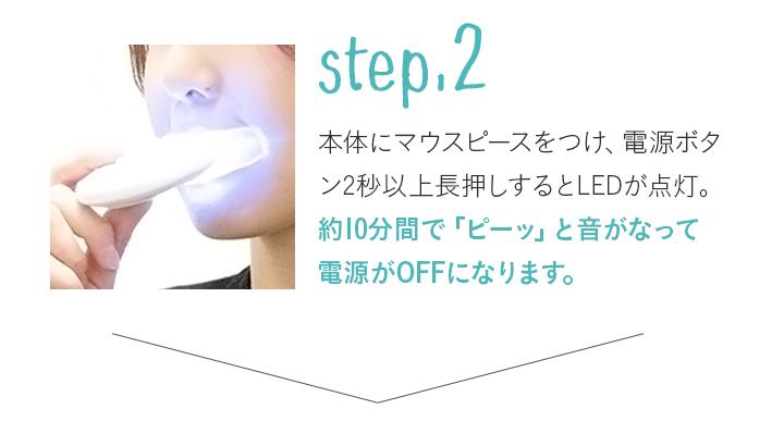 使い方step.2